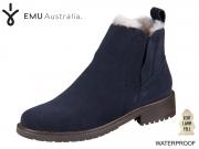 EMU Australia Pioneer W11292 midnight Waterproof Suede