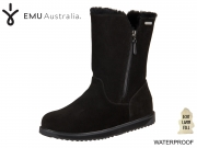EMU Australia Gravelly W11561 black Waterproof Suede
