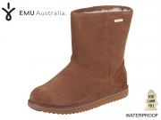EMU Australia Paterson Classic Lo W11590 oa oak Waterproof Suede