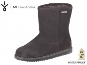 EMU Australia Paterson Classic Lo W11590 ch charcoal Waterproof Suede