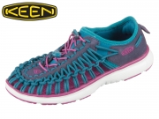Keen Uneek O2 1015482 hawaiian blue green glow