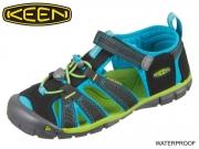 Keen Seacamp II CNX 1016426-1016434 black blue danube