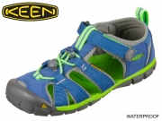 Keen Seacamp II CNX 1014471-1014479-1014443 true blue jasmine green