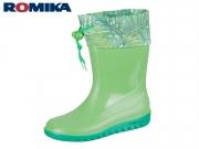 Romika Andy 01030-601 grün kombi Gummi