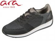 ARA Fusion4 11-36001-05 schwarz grau street Wovenstretch Sportkid