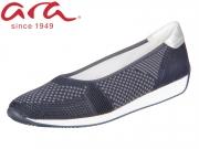 ARA Fusion4 12-15444-05 blau grau Wovenstretch