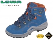 Lowa Kody III GTX Mid 340099-6021-350099 blau orange