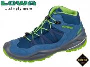 Lowa Robin GTX Lo 640728-6003 blau limone