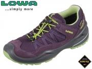 Lowa Robin Lo GTX 650729-5750 brombeere mint