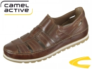 camel active Point 452.15.02 brandy Diped Leather
