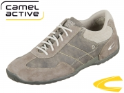 camel active Space 137.32.02 peat taupe Suede Vintage PU