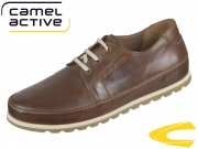 camel active Point 452.13.03 brandy diped leather