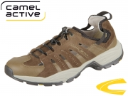 camel active Evolution 138.21.13 timber Nappa Suede PU