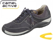 camel active Moonlight 462.11.30 midnight Crazy Horse Micro Suede