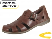 camel active Kreta 410-12-05 nut Diped Leather