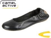camel active Soft 883.70.01 black Wrinkled Sheep