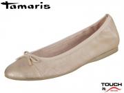 Tamaris 1-22129-20-712 rose structure Leather Textile
