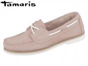 Tamaris 1-23616-20-541 light pink Nubuk