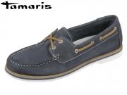 Tamaris 1-23616-20-827 navy Nubuk
