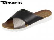 Tamaris 1-27229-20-074 black pewter Synthetik