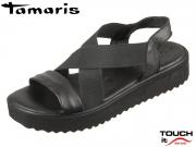 Tamaris 1-28219-20-001 black Leder