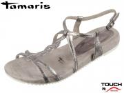 Tamaris 1-28602-20-915 pewter Textil