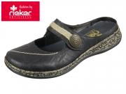Rieker 46391-00 schwarz Guinea