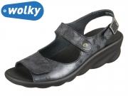 Wolky Scala 0312510000 black Amalia Nubuk