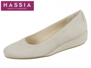 Hassia Nizza 5-302124-1700 beige Samtziege