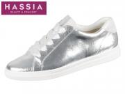 Hassia Maranello 5-301320-7600 silber Cracklux Lame