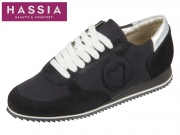 Hassia Piacenza 5-301623-0100 schwarz Stretch Samtziege