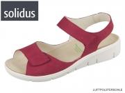 Solidus Honey 76010 50167 red Nubuk
