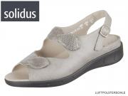 Solidus Happy 23004 30201 peltro Nubuk Glamour