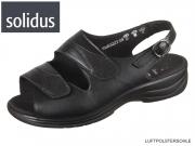 Solidus Moni 019 74019 00196 schwarz Vitello-Glamour