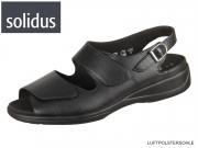 Solidus Lia 73129 00196 schwarz Vitello Glamour 69DW9s