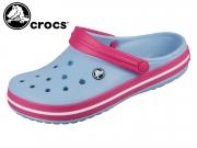 Crocs Crocband 11016-4H0 chambary blue paradise pink Crosslite
