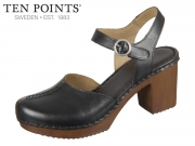 Ten Points Amelia 515010-101 black Leather