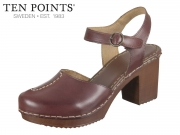 Ten Points Amelia 515010-301 brown Leather