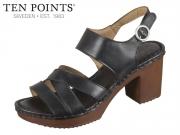 Ten Points Amelia 515013-101 black Leather