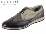 bugatti Conte 311-45401-3035-1015 black grey