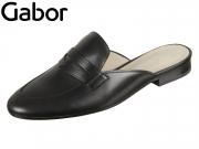 Gabor Rhodos 82.481-57 schwarz Foulardcalf