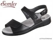 Semler Dunja D4045-012-001 schwarz Soft-Nappa