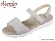 Semler Elli E5135-031-028 panna Metall Velour