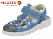 Ricosta Kevin 33.22900-159 jeans silber Barbados Mesh