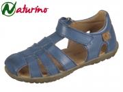 Naturino 001150069901-9101 navy Nappa