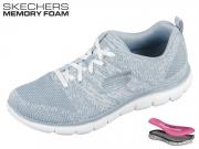 Skechers Flex Appeal 12756-SLT slate High Energy