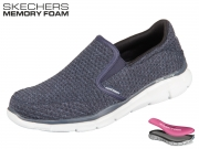 Skechers Equalizer 52745-NVY navy