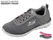 Skechers Flex Advantage 52186-CHAR charcoal Chillston
