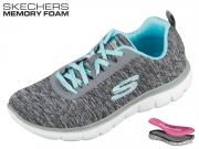 Skechers Flex Appeal 12753-BKLB