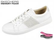 Skechers Moda 73493-WSL white silver Bling Bandit